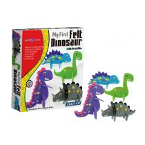 SadoCrafts My First Felt Dinosaur Kit