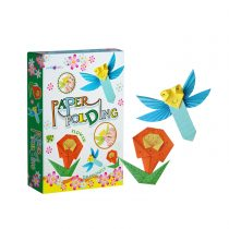 SadoCrafts Garden Folding Paper Kit