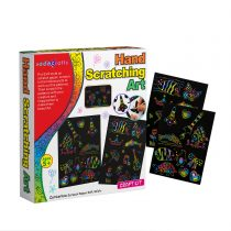 SadoCrafts Hand Scratching Art Kit