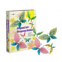 SadoCrafts Gorgeous Butterfly Origami Paper