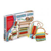 SadoCrafts Weaving Loom Craft Kit