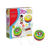 SadoCrafts Wooden YoYo Craft Kit