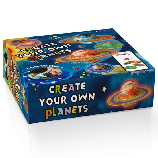 SadoCrafts Create Your Own Planets