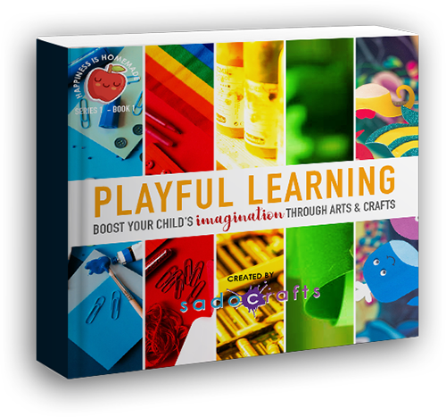 "Sadocrafts ""Playful Learning"" Activity E-Book"