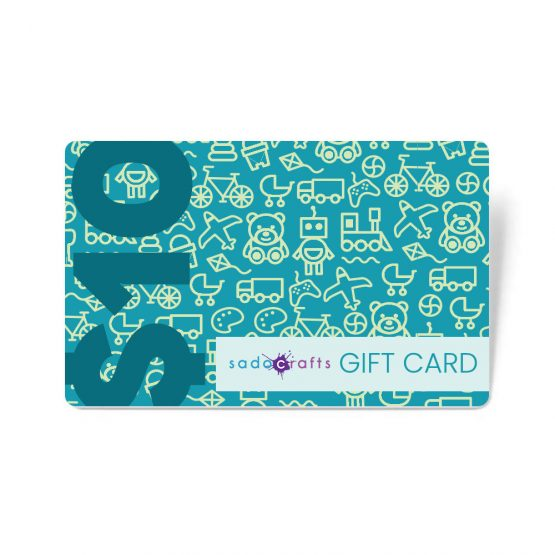 SadoCrafts Gift Card